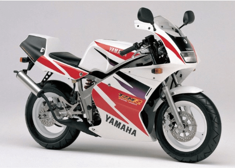 ヤマハ TZM50
