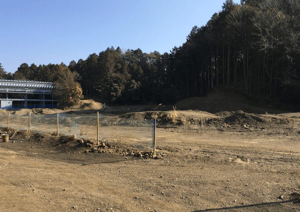 土山モータースポーツエリアのコース