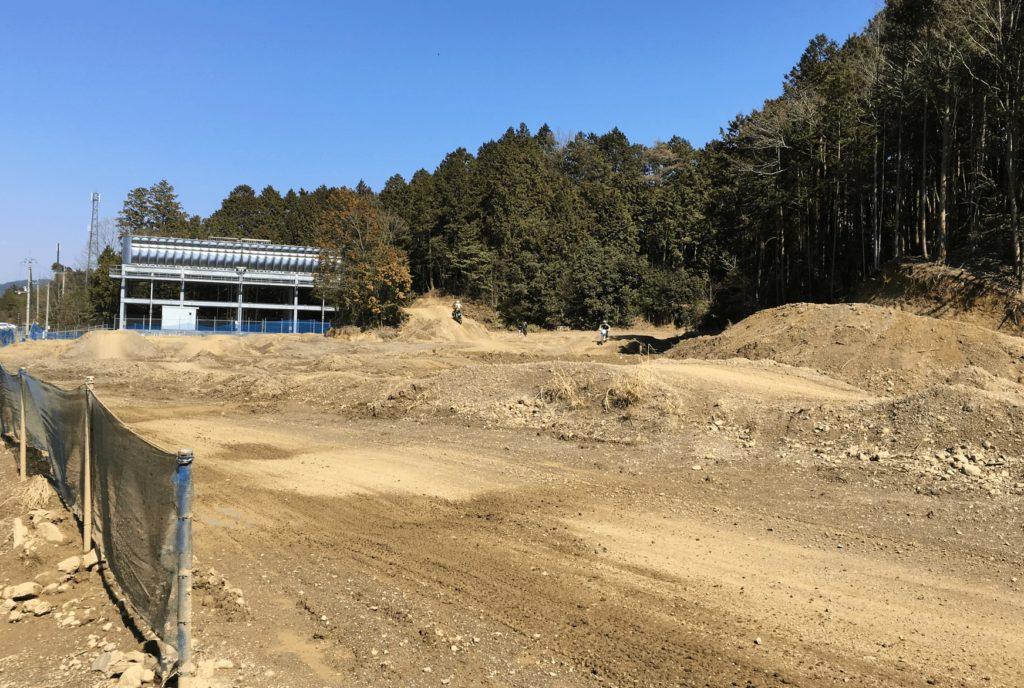 土山モータースポーツエリアのコース4