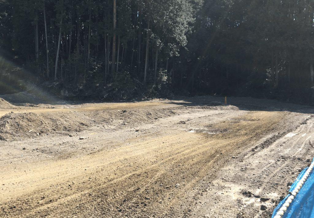 土山モータースポーツエリアno 1コーナー