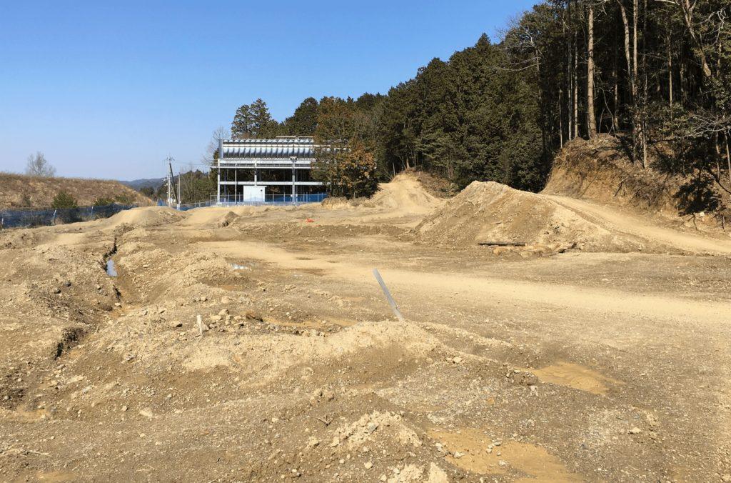 土山モータースポーツエリアのコース2