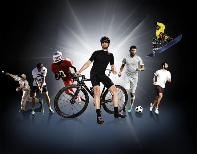 優れたスポーツ選手