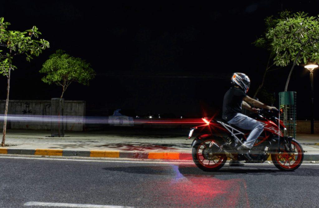 バイクの日常生活