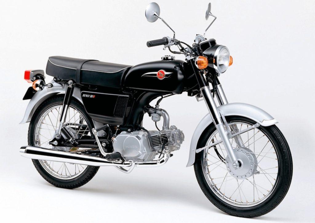 ベンリィ90S