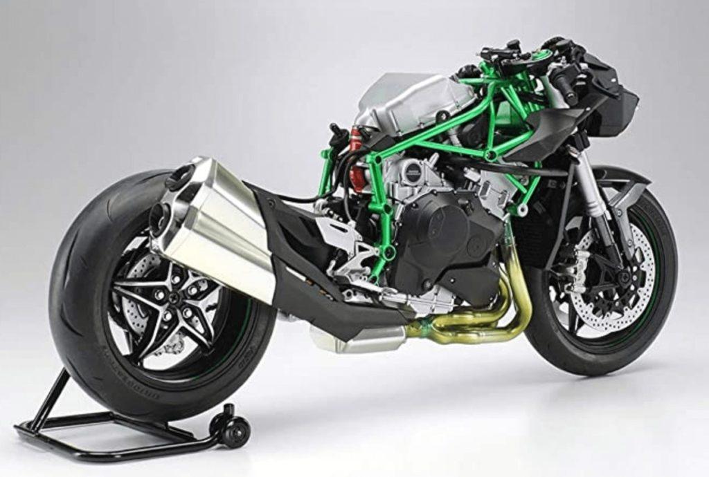 バイクの構造