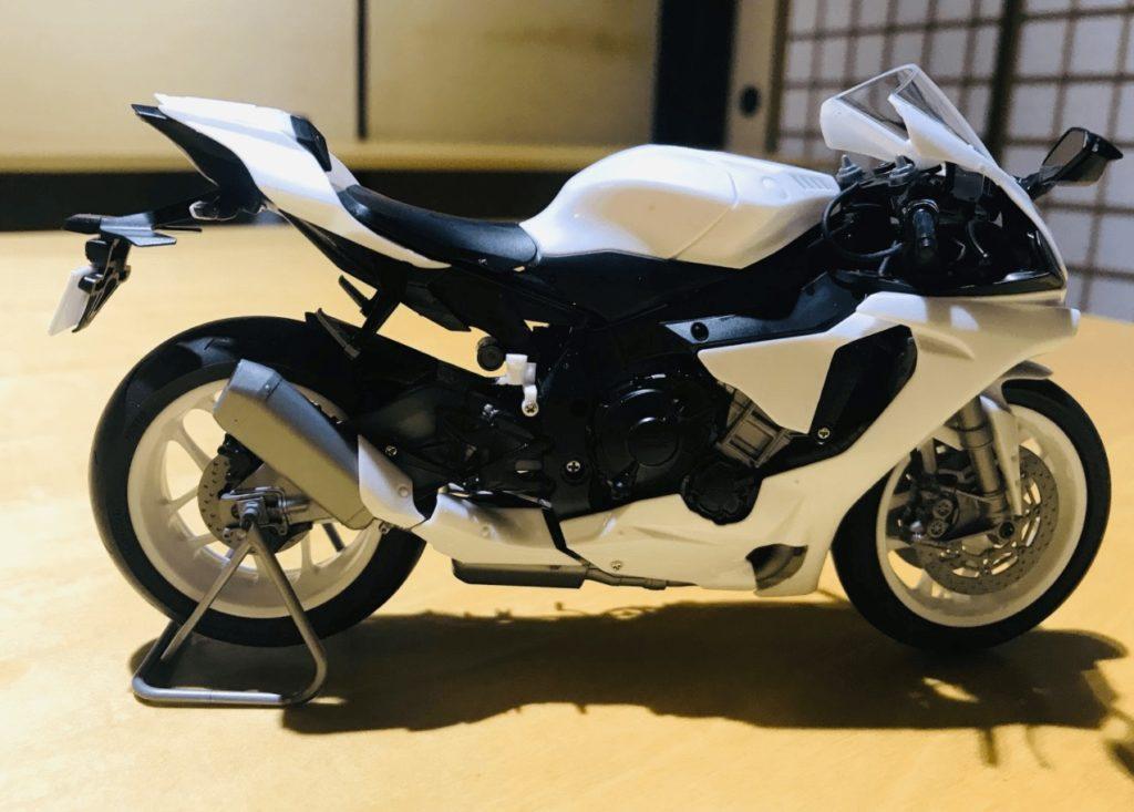 バイクプラモデル