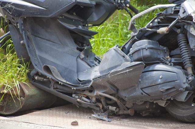バイク 事故