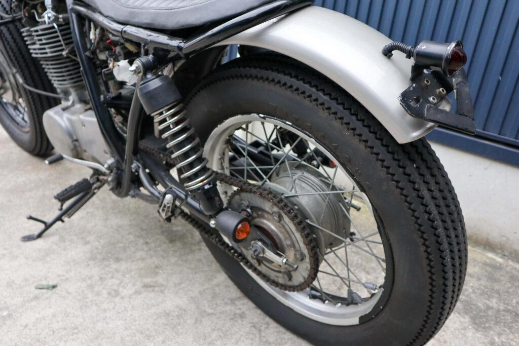バイク 整備