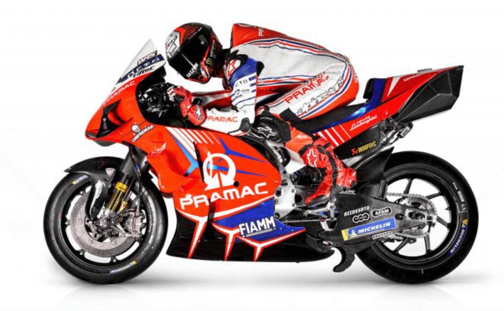プラマック バイク